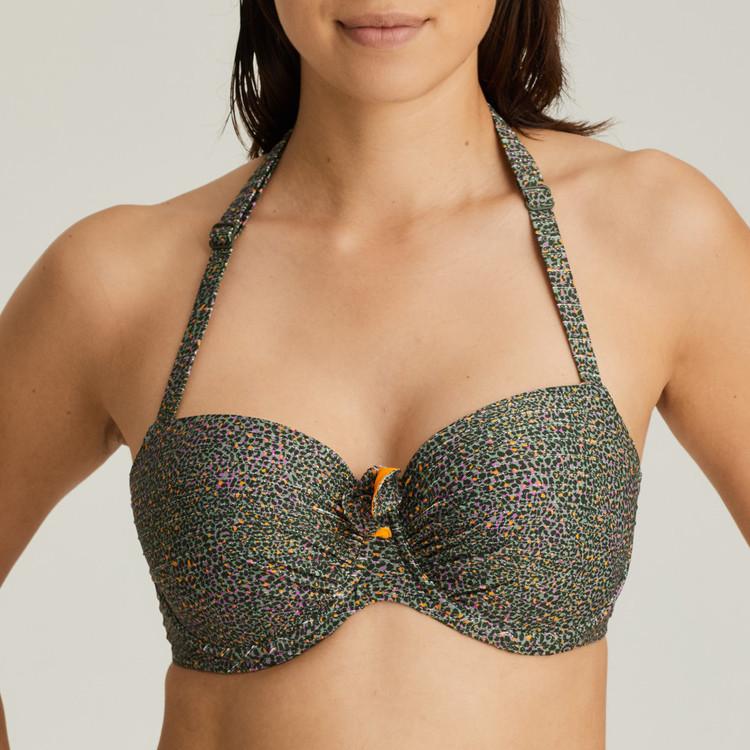 PrimaDonna vadderad bikinibh Jakaranda 4006516 cypress green