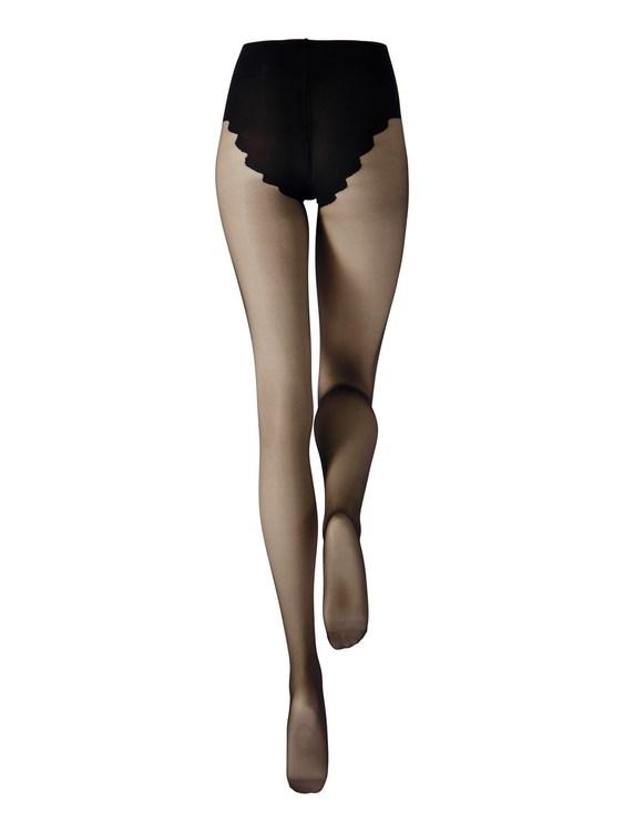 Vogue Sensual shape 15 den strumpbyxa 96185 svart
