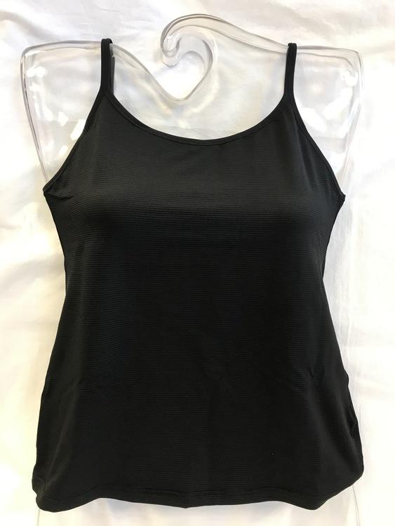 Avet linne i microfiber 70388 Otoman Stripe / svart 99