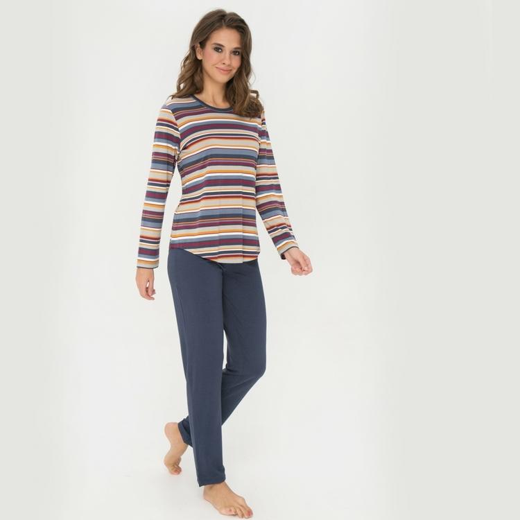 Lady Avenue pyjamas Bamboo 75-1052