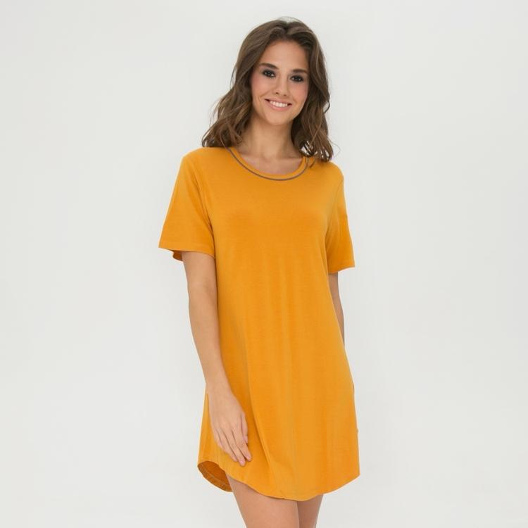 Lady Avenue Bigshirt 75-1050 / 316 inca/gold
