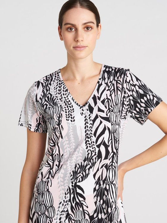 Nanso bigshirt Suurennuslasi 26351 / 6608