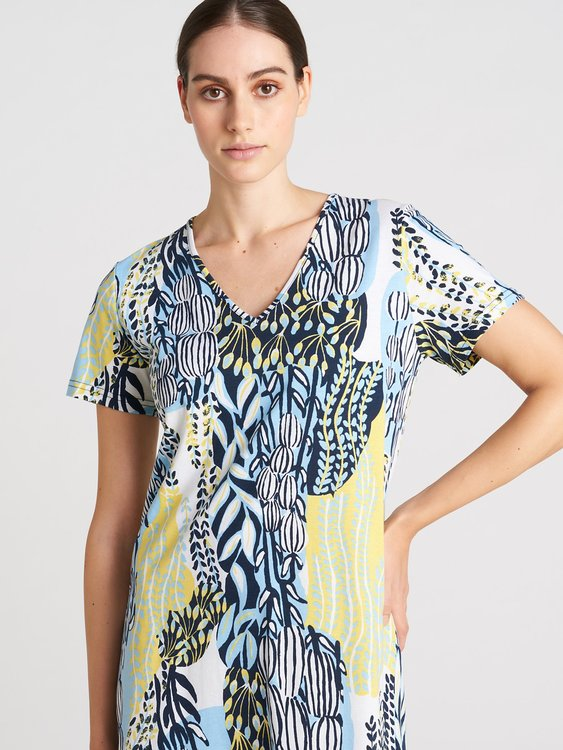 Nanso bigshirt Suurennuslasi 26351 / 2672