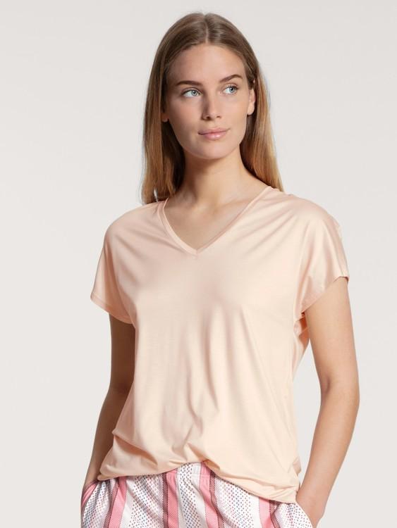 Calida topp Favourites Trend 14337 / 171 lace parfait pink