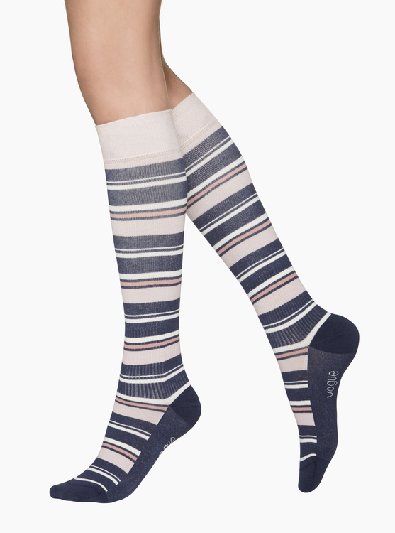 Vogue Support Flight socks knä 96309