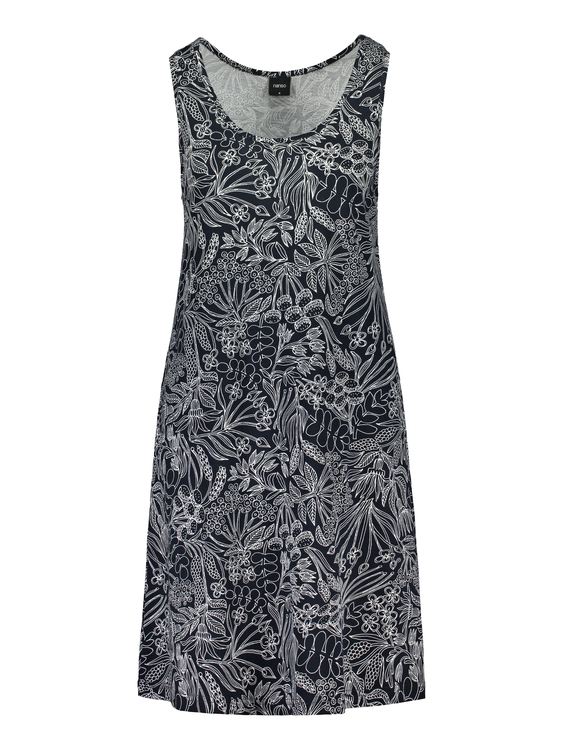 Nanso nattlinne/klänning utan ärm Rantakukat 26365 / 2388