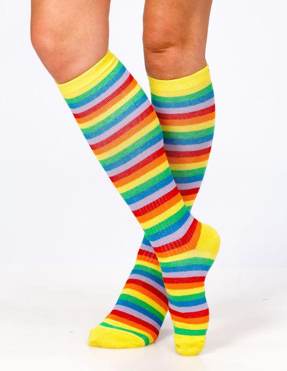 Trofé Support socks knä 01601 1111 multi
