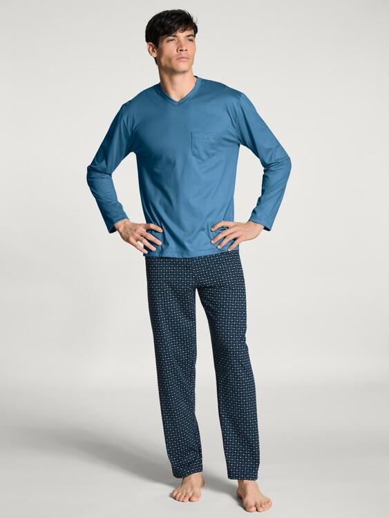 Calida herrpyjamas Relax Imprint 41465 / 436