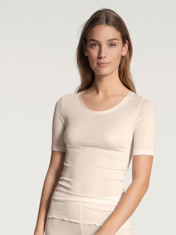 Calida True Confidence topp i ull och silke 14535 / 090