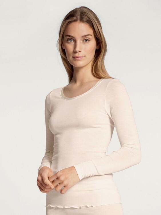 Calida True Confidence topp i ull och silke 15435 / 090