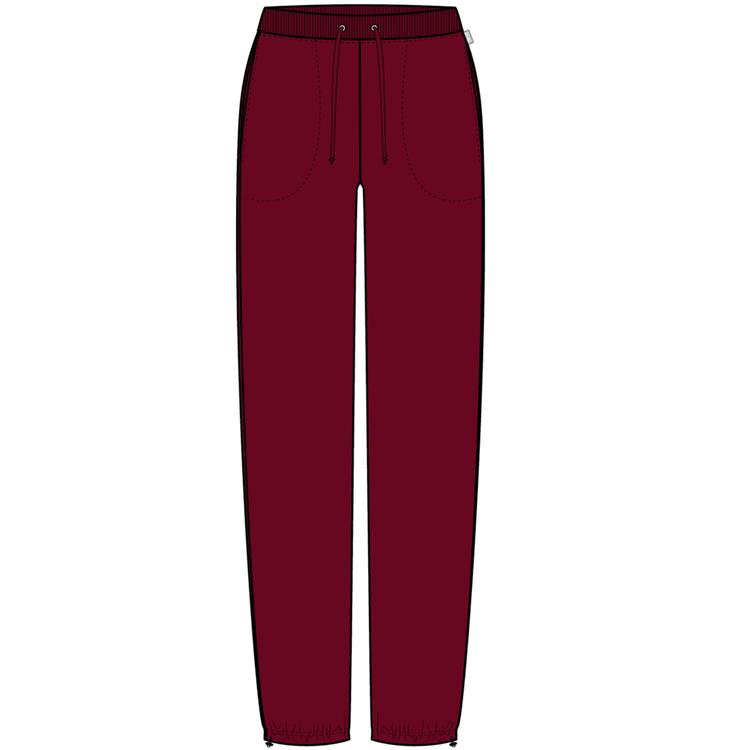 Trofé sweatshirtbyxa 54201 Bordeaux