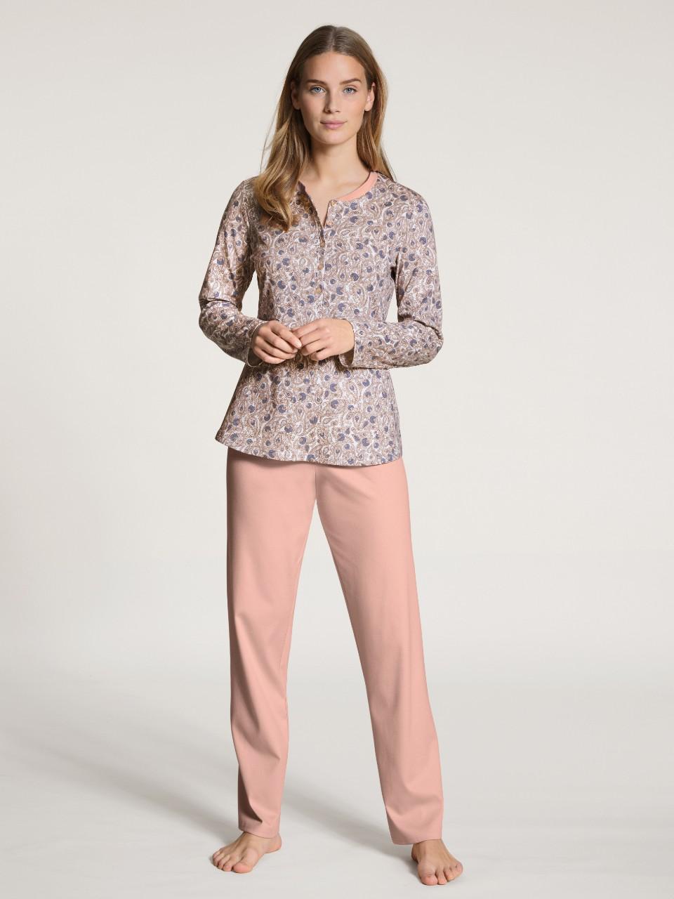 Calida pyjamas Midnight Flower 46624 / 101