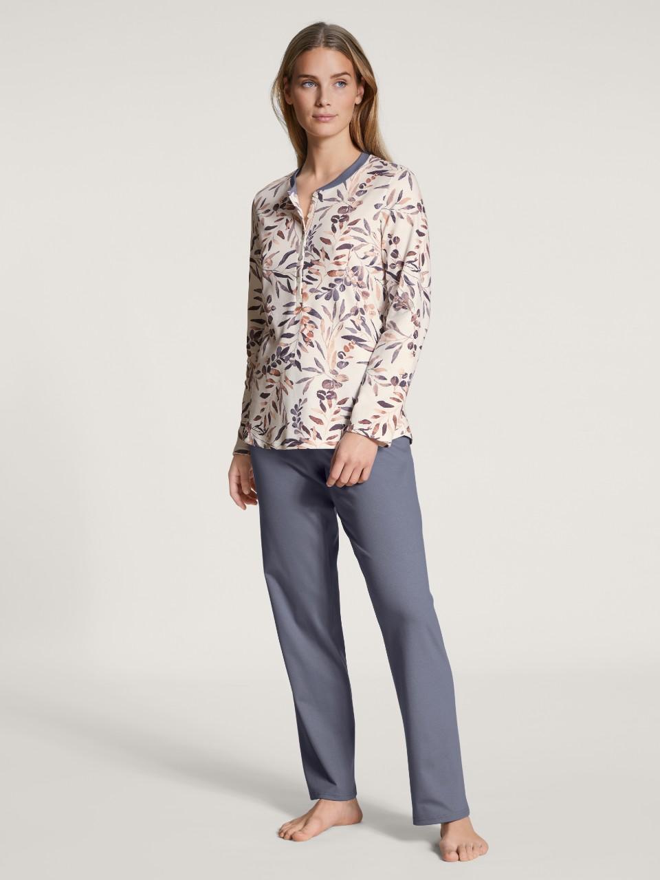 Calida pyjamas Midnight Flower 46624 / 316