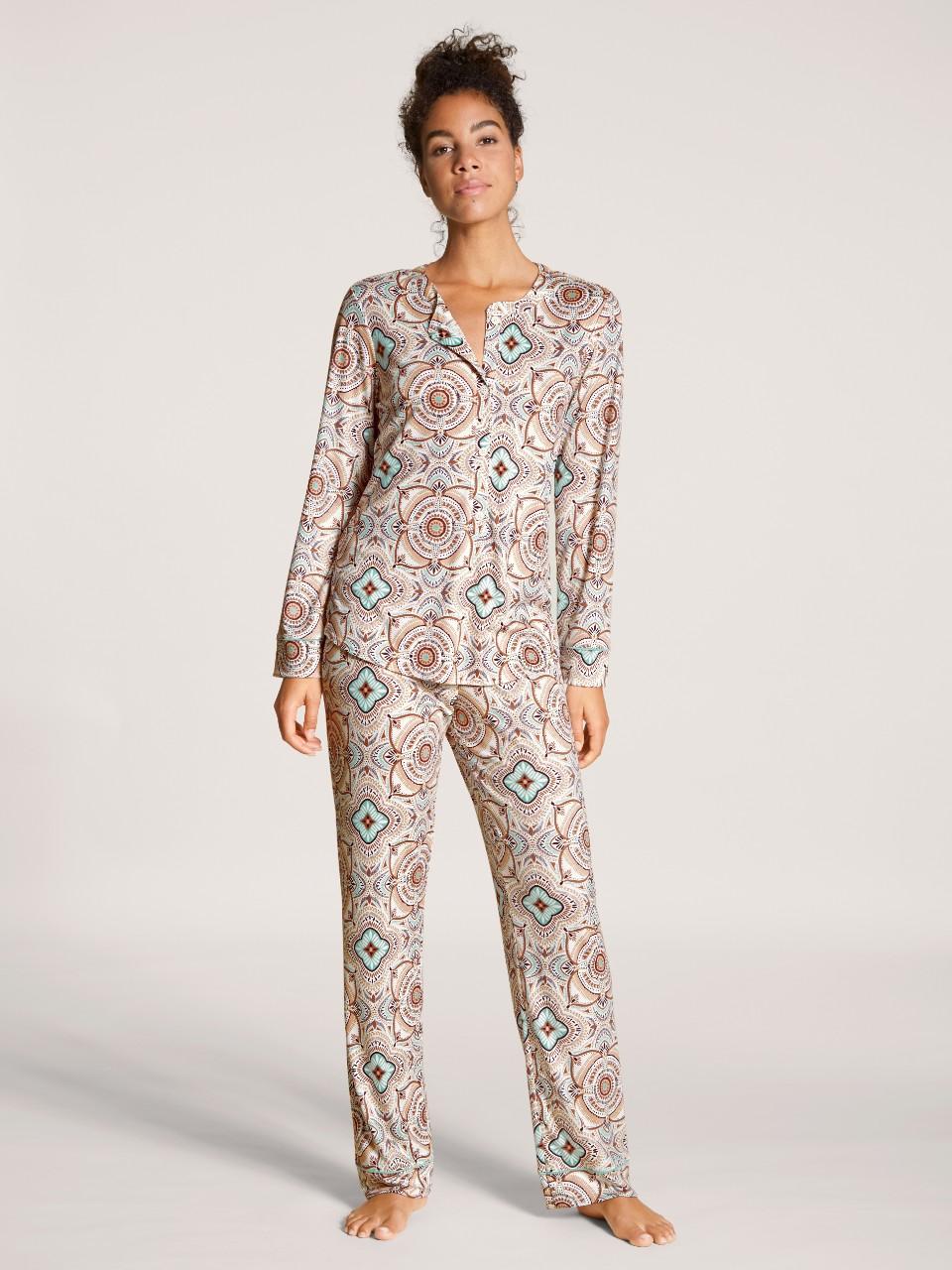 Calida pyjamas 100% Nature 46230 / 910