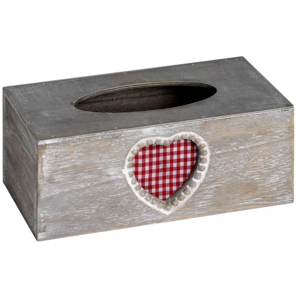 Pappersbox hjärta