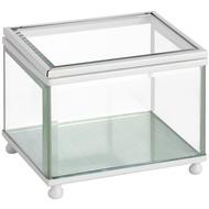 Glasbox till förvaring