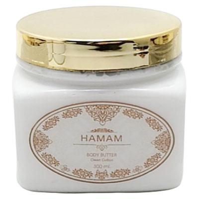 Hamam Body Butter Clean Cotton