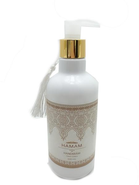 Hamam Handkräm Clean Cotton