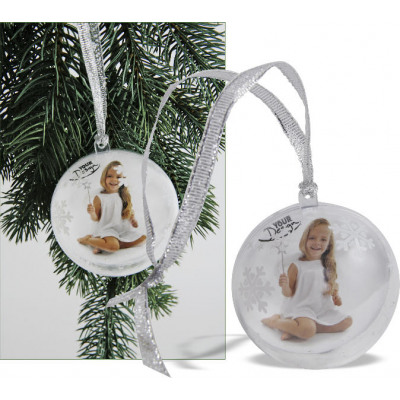 Gör en egen personlig Julgranskula