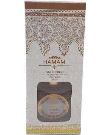Haman Doftpinnar Rumsdoft Clean cotton