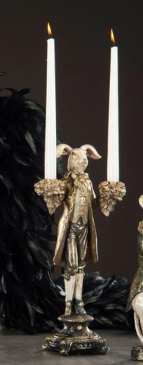 Kaninljusstake- Guld